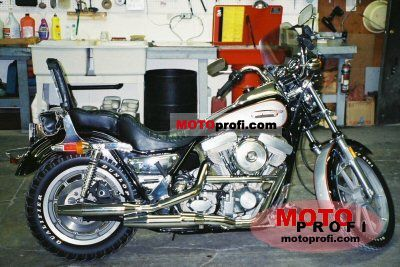 Harley-Davidson FXRS 1340 Low Glide 1984 photo