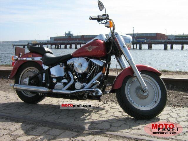 Harley-Davidson Fat Boy 1996 photo