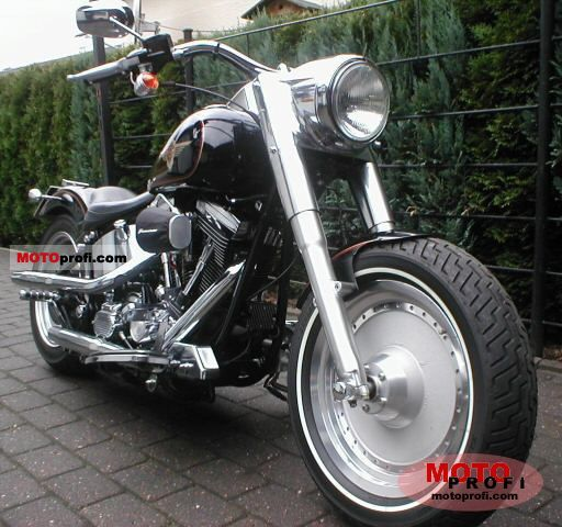 Harley-Davidson Fat Boy 1997 photo