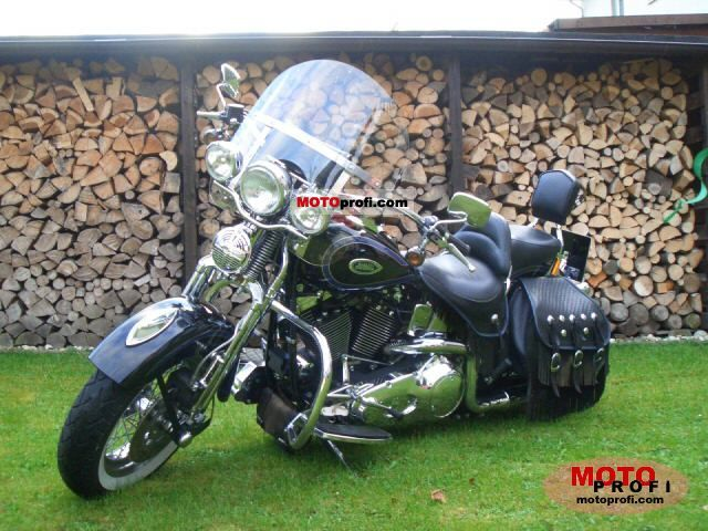 Harley-Davidson Heritage Springer 1999 photo