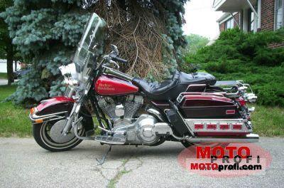 Harley-Davidson FLHS 1340 Electra Glide Sport 1990 photo