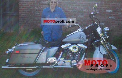 Harley-Davidson FLHS 1340 Electra Glide Sport 1991 photo
