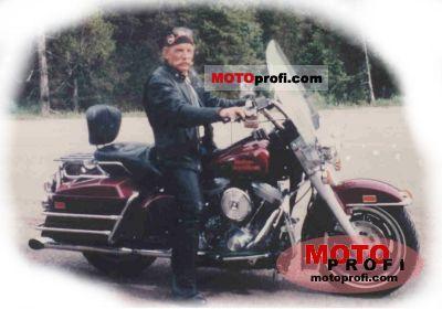Harley-Davidson FLHS 1340 Electra Glide Sport 1992 photo
