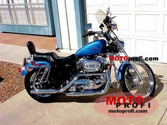 Harley-Davidson Sportster 1200 Custom 1997 photo