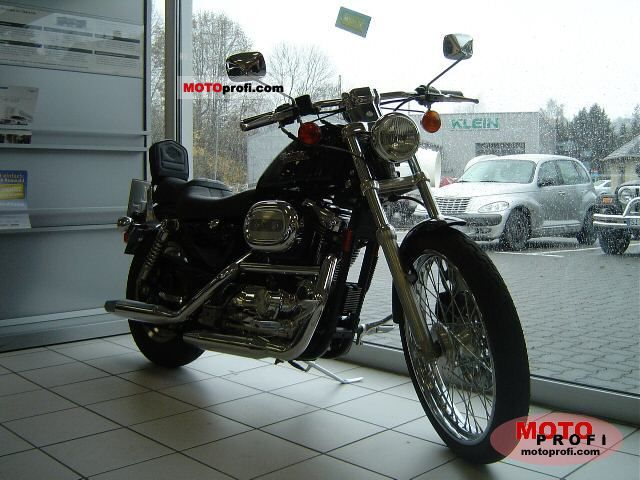 Harley-Davidson Sportster 1200 Custom 1999 photo