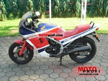 Honda VF 500 F 2 1986 photo