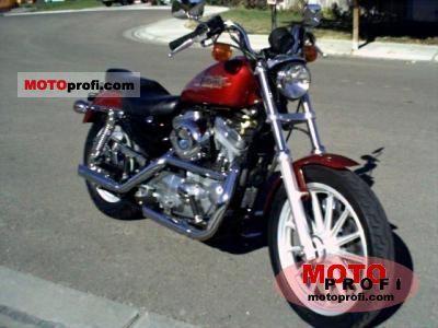 Harley-Davidson 883 Sportster Standard 1998 photo