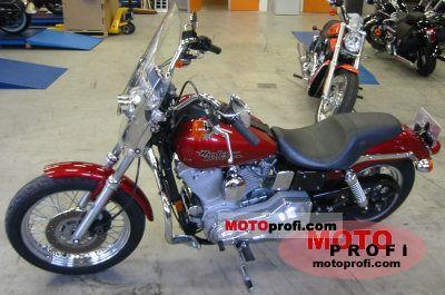Harley-Davidson Dyna Super Glide 1998 photo