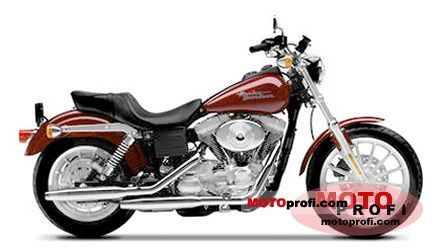 Harley-Davidson Dyna Super Glide 2001 photo