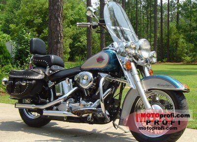 Harley-Davidson FLSTC 1340 Heritage Softail Classic 1992 photo