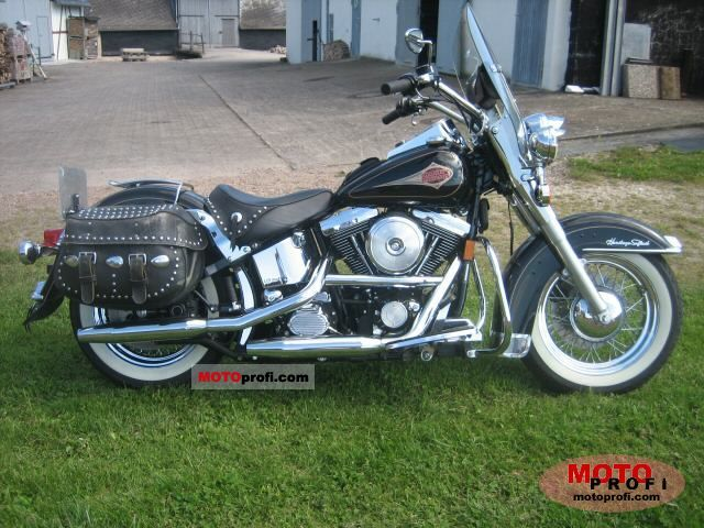 Harley-Davidson Heritage Softail Classic 1996 photo