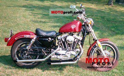 Harley-Davidson XLS 1000 Roadster 1982 photo