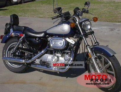 Harley-Davidson XLS 1000 Roadster 1983 photo