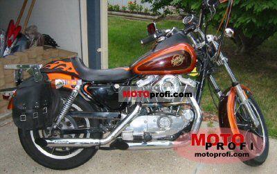 Harley-Davidson XLS 1000 Roadster 1985 photo
