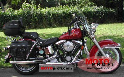 Harley-Davidson 1340 Heritage Softail Classic 1995 photo