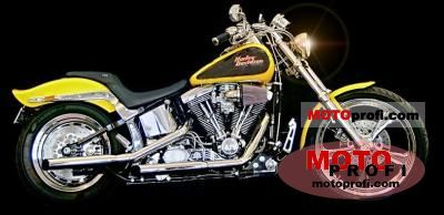 Harley-Davidson Softail Standard 1999 photo