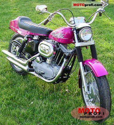 Harley-Davidson XLH 900 Sportster 1970 photo