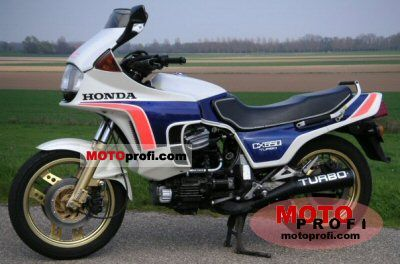 Honda CX 650 Turbo 1984 photo