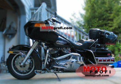 Harley-Davidson FLT 1340 Tour Glide 1980 photo