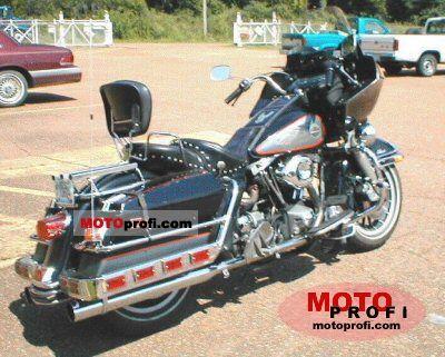 Harley-Davidson FLT 1340 Tour Glide 1981 photo