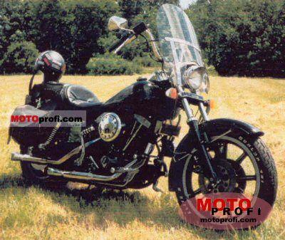 Harley-Davidson FXSB 1340 Low Rider 1983 photo