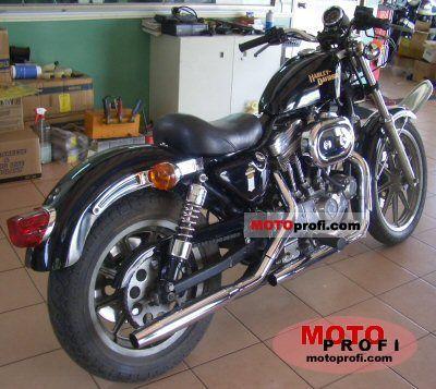 Harley-Davidson XLH Sportster 883 Standard 1988 photo