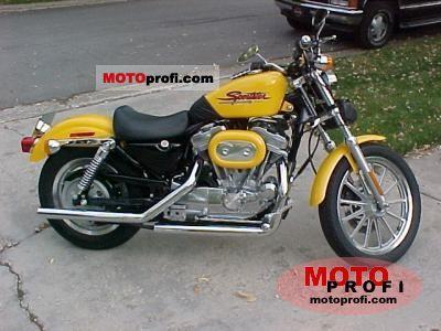 Harley-Davidson XLH Sportster 883 Standard 2000 photo