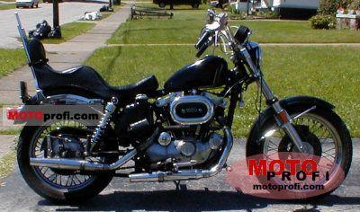Harleydavidson Xlch Sportster on 1974 Xlh 1000 Harley Davidson Sportster