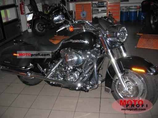 Harley-Davidson FLHRSI Road King Custom 2005 photo