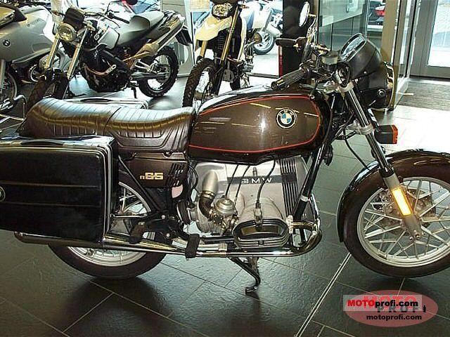 BMW R 65 1980 photo
