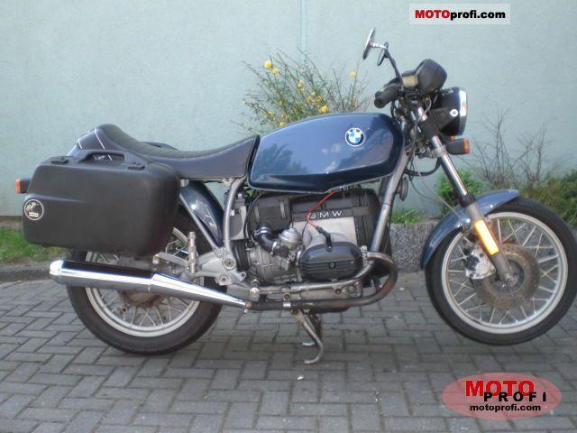 BMW R 65 1982 photo
