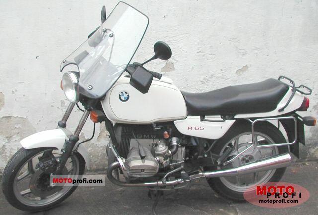 BMW R 65 1986 photo