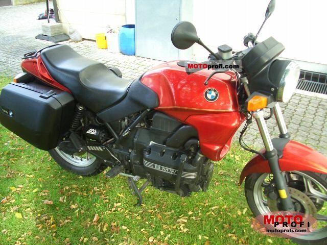 BMW K 75 1990 photo
