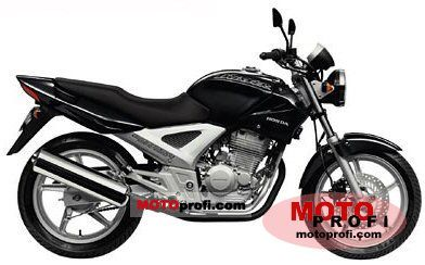 Honda CB 250 2003 photo