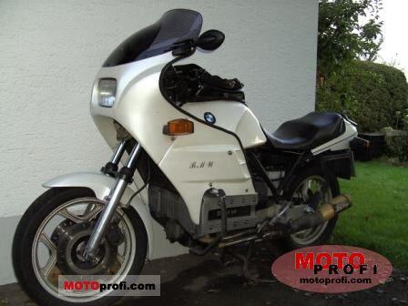 BMW K 100 1983 photo