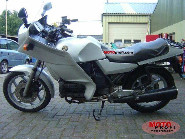 BMW K 100 1985 photo