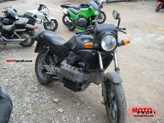 BMW K 100 1986 photo