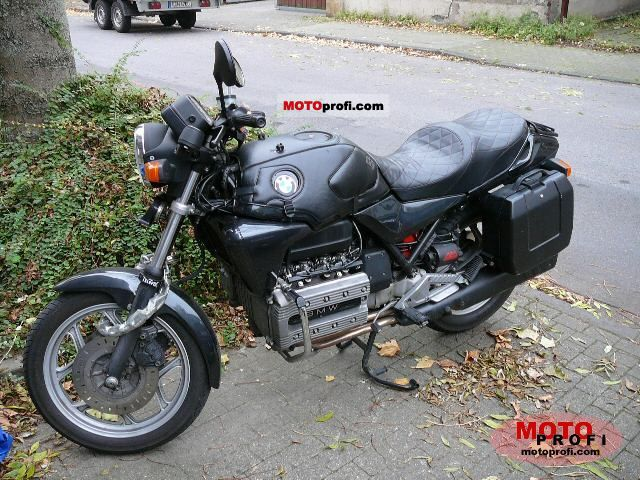 BMW K 100 1989 photo