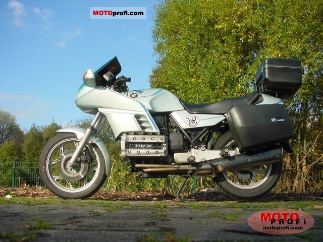 Bmw K 100 Rs 1984 Specs And Photos