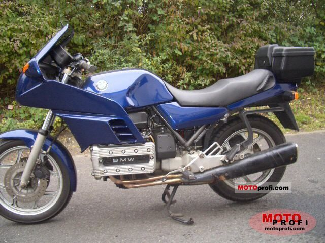 BMW K 100 RS 1985 photo