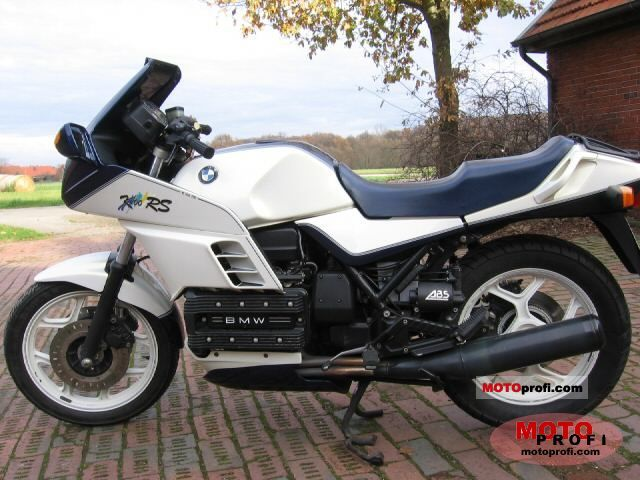 BMW K 100 RS 1988 photo