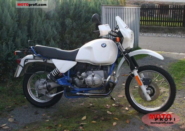 bmw r 80 gs basic 1997 specs and photos. Black Bedroom Furniture Sets. Home Design Ideas