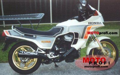 Honda CX 500 Turbo 1981 photo