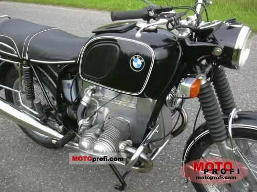 BMW R 60/5 1971 photo