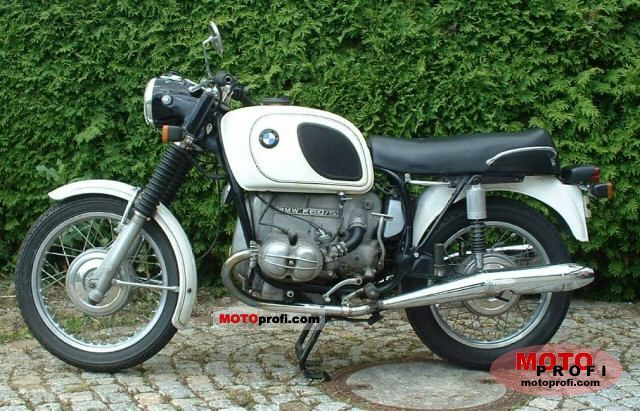 bmw r 60 5 1972 specs and photos. Black Bedroom Furniture Sets. Home Design Ideas