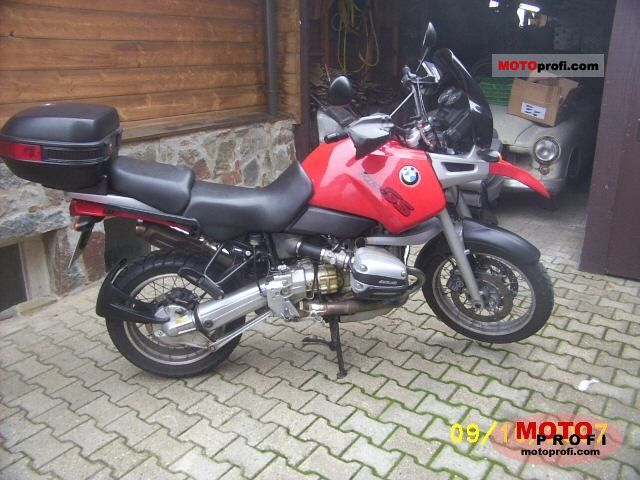 BMW R 1100 GS 1995 photo