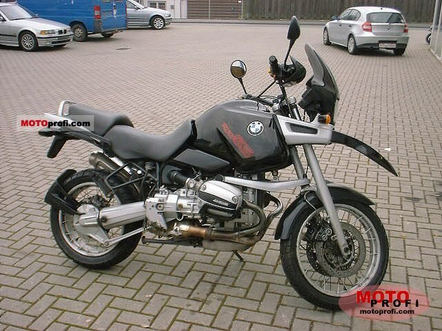 BMW R 1100 GS 1996 photo