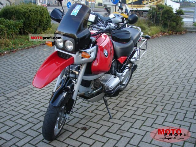 BMW R 1100 GS 1997 photo