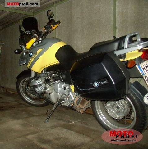 BMW R 1100 GS 1999 photo