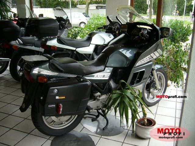BMW K 100 RT 1984 photo